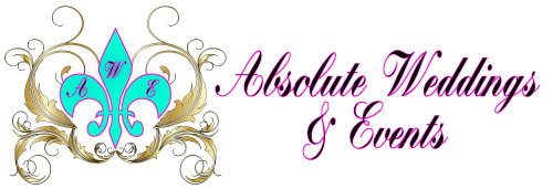 Absolute Weddings And Events Logo